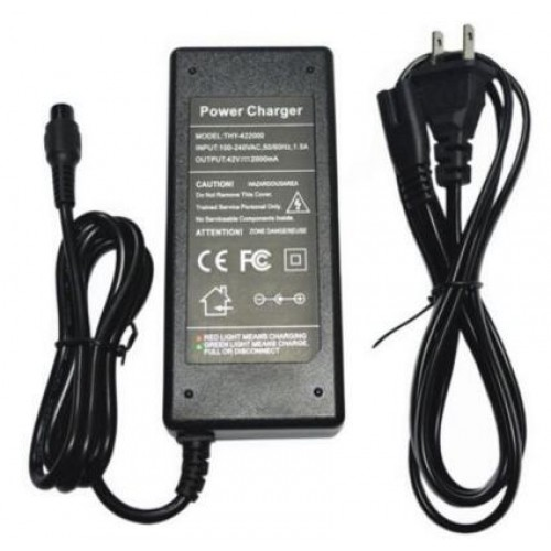AC Adapter Charger for SwagTron T1 T3 T6 Hoverboard
